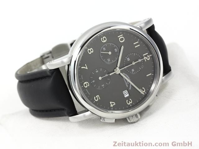 Used luxury watch Mühle Antaria steel automatic Kal. MU 9408 ETA 7750 Ref. M1-39-00  | 140206 03