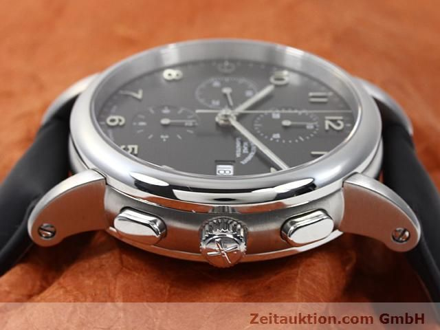Used luxury watch Mühle Antaria steel automatic Kal. MU 9408 ETA 7750 Ref. M1-39-00  | 140206 05