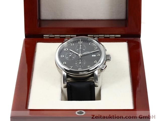Used luxury watch Mühle Antaria steel automatic Kal. MU 9408 ETA 7750 Ref. M1-39-00  | 140206 07