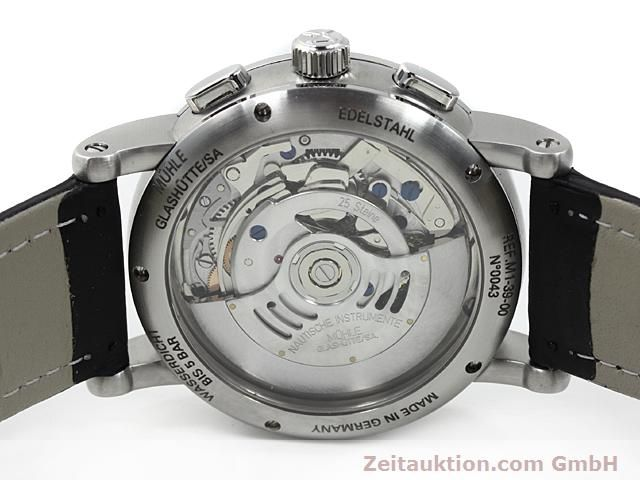 Used luxury watch Mühle Antaria steel automatic Kal. MU 9408 ETA 7750 Ref. M1-39-00  | 140206 09