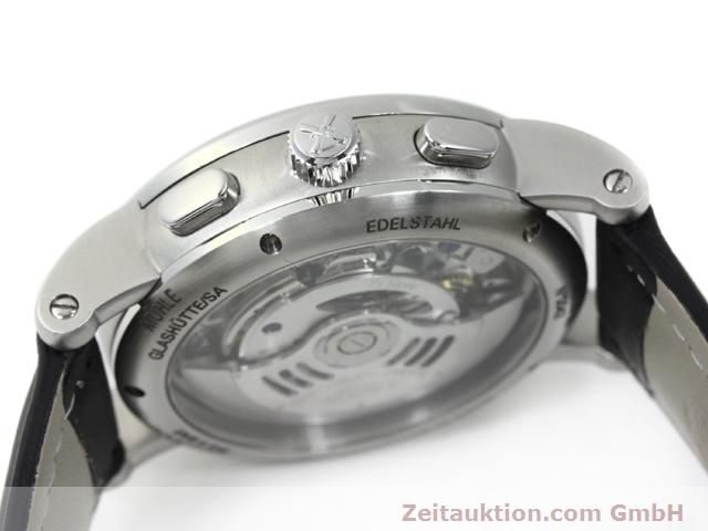 Used luxury watch Mühle Antaria steel automatic Kal. MU 9408 ETA 7750 Ref. M1-39-00  | 140206 11