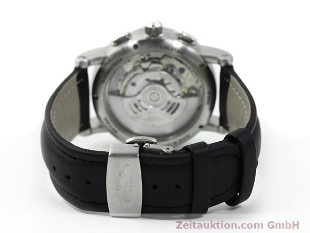 Used luxury watch Mühle Antaria steel automatic Kal. MU 9408 ETA 7750 Ref. M1-39-00  | 140206 12