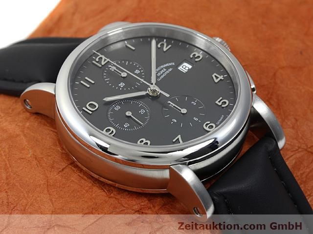 Used luxury watch Mühle Antaria steel automatic Kal. MU 9408 ETA 7750 Ref. M1-39-00  | 140206 14