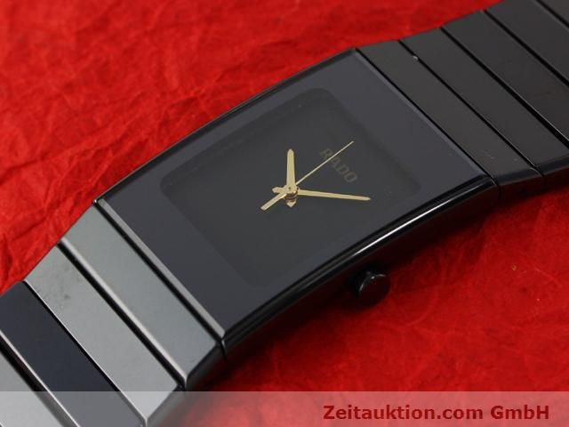 Used luxury watch Rado Diastar ceramic quartz Kal. ETA 980106  | 140210 01