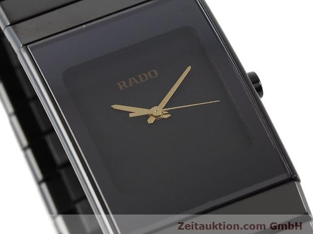 Used luxury watch Rado Diastar ceramic quartz Kal. ETA 980106  | 140210 02
