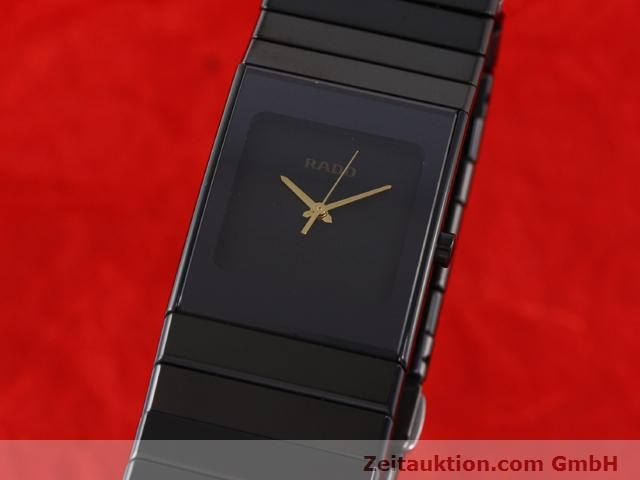 Used luxury watch Rado Diastar ceramic quartz Kal. ETA 980106  | 140210 04