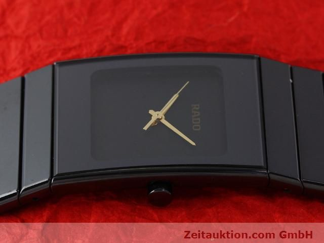 Used luxury watch Rado Diastar ceramic quartz Kal. ETA 980106  | 140210 05