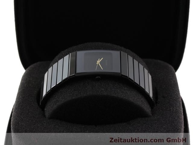 Used luxury watch Rado Diastar ceramic quartz Kal. ETA 980106  | 140210 07