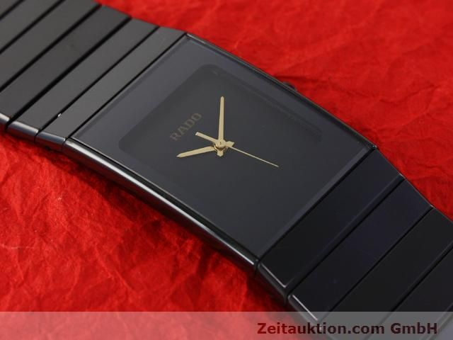 Used luxury watch Rado Diastar ceramic quartz Kal. ETA 980106  | 140210 12