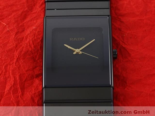 Used luxury watch Rado Diastar ceramic quartz Kal. ETA 980106  | 140210 13