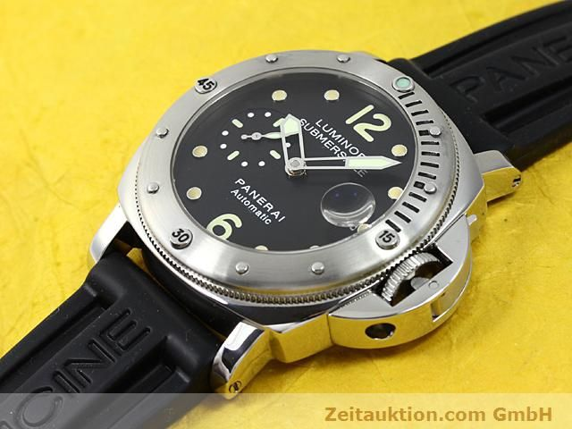 Used luxury watch Panerai Luminor  steel automatic Kal. 7750-P1 (ETA AO5511 Ref. OP6561  | 140214 01