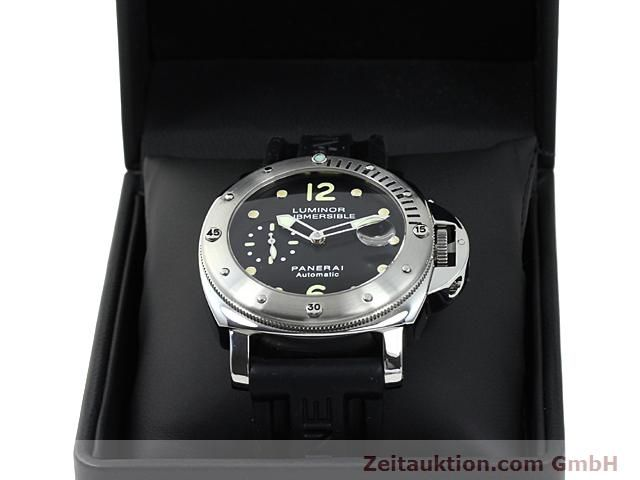 Used luxury watch Panerai Luminor  steel automatic Kal. 7750-P1 (ETA AO5511 Ref. OP6561  | 140214 07