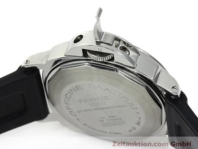 Used luxury watch Panerai Luminor  steel automatic Kal. 7750-P1 (ETA AO5511 Ref. OP6561  | 140214 11