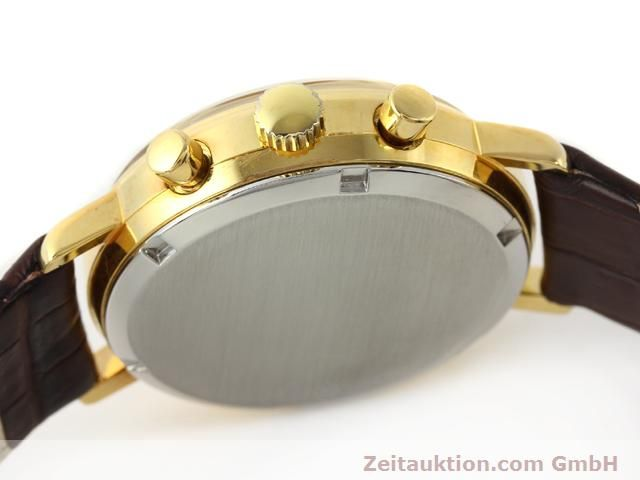 Used luxury watch Chronoswiss Lunar gold-plated manual winding Kal. Valj 7734 Ref. 34.300  | 140224 08