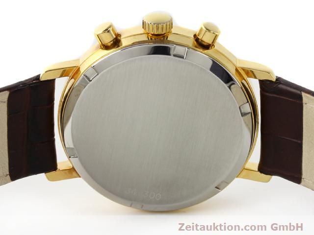 Used luxury watch Chronoswiss Lunar gold-plated manual winding Kal. Valj 7734 Ref. 34.300  | 140224 09