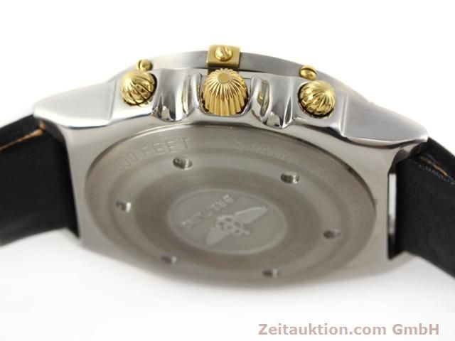 Used luxury watch Breitling Windrider gilt steel automatic Kal. ETA 2892-2 Ref. B15047  | 140225 08