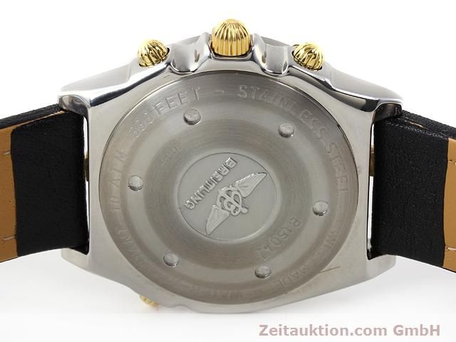 Used luxury watch Breitling Windrider gilt steel automatic Kal. ETA 2892-2 Ref. B15047  | 140225 09