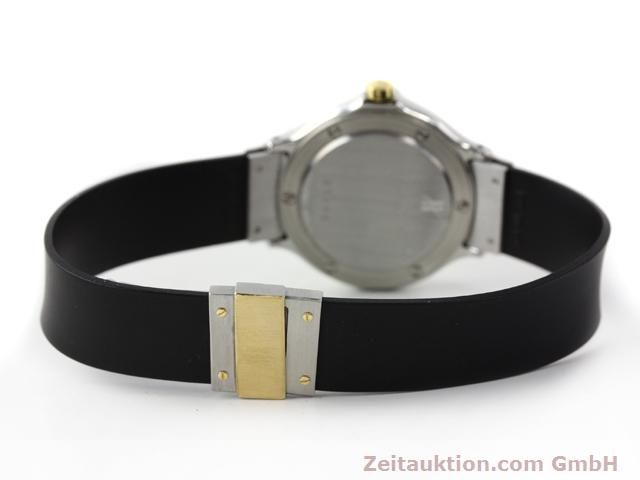 Used luxury watch Hublot MDM gilt steel quartz Kal. ETA 956.112  | 140226 10