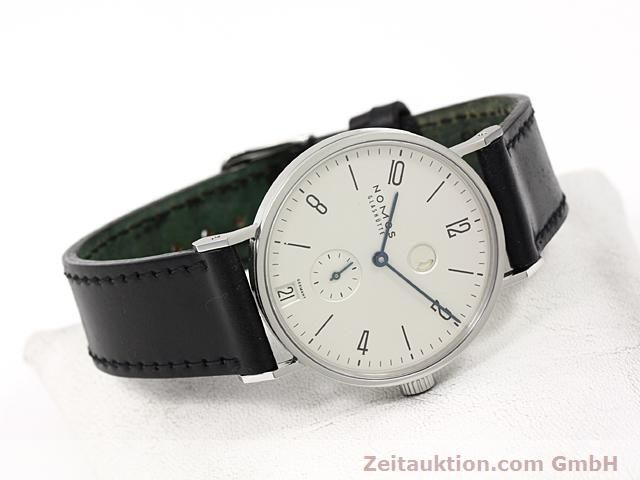 Used luxury watch Nomos Tangente steel manual winding Kal. 836  | 140231 03