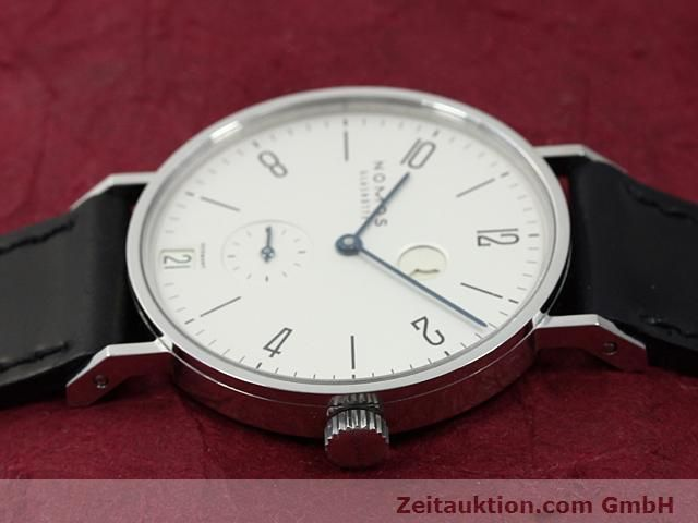 Used luxury watch Nomos Tangente steel manual winding Kal. 836  | 140231 05