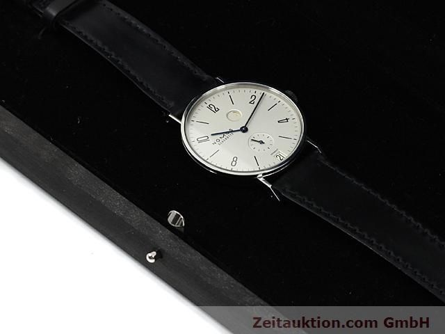 Used luxury watch Nomos Tangente steel manual winding Kal. 836  | 140231 07