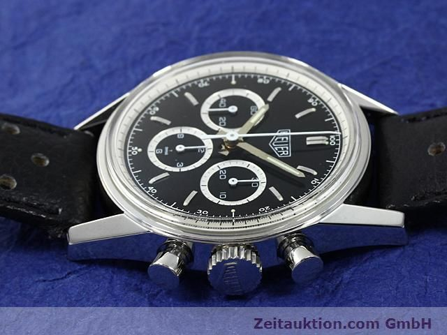 Used luxury watch Tag Heuer Carrera steel manual winding Kal. LWO 1873 Ref. CS3113  | 140233 05