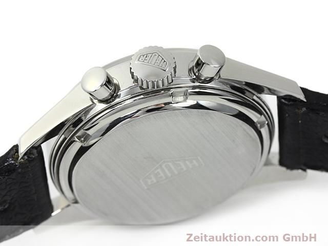 Used luxury watch Tag Heuer Carrera steel manual winding Kal. LWO 1873 Ref. CS3113  | 140233 08