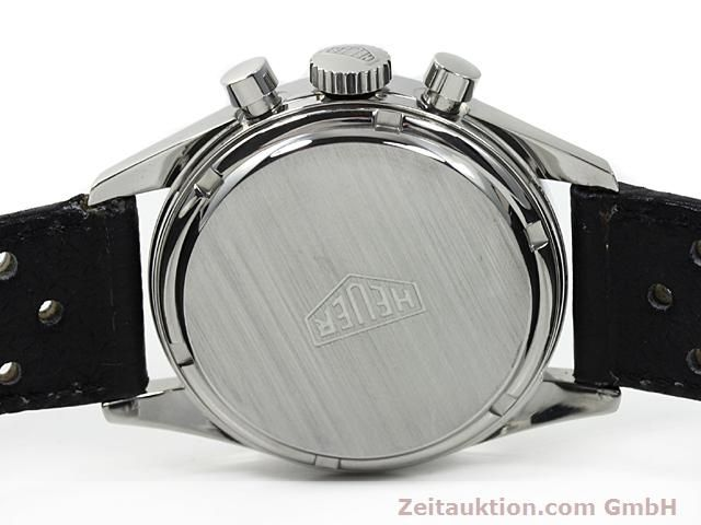 Used luxury watch Tag Heuer Carrera steel manual winding Kal. LWO 1873 Ref. CS3113  | 140233 09