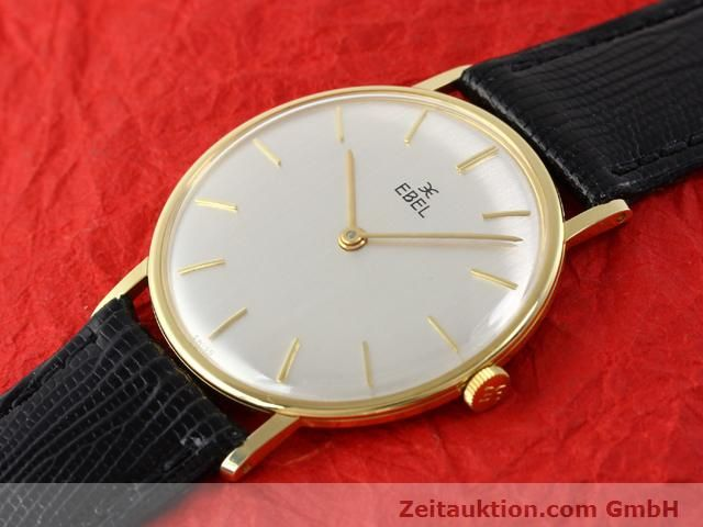 Used luxury watch Ebel * 18 ct gold manual winding Kal. 97B Ref. 143  | 140242 01
