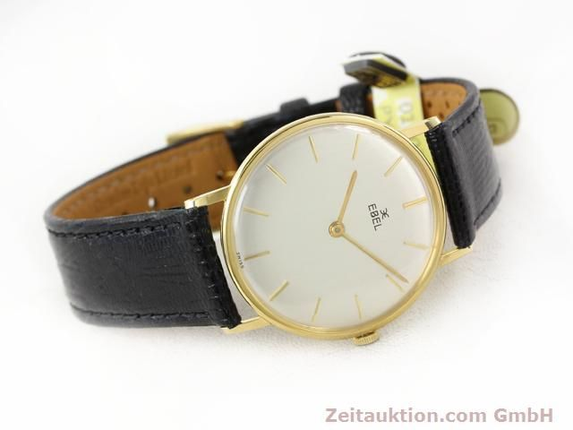 Used luxury watch Ebel * 18 ct gold manual winding Kal. 97B Ref. 143  | 140242 03
