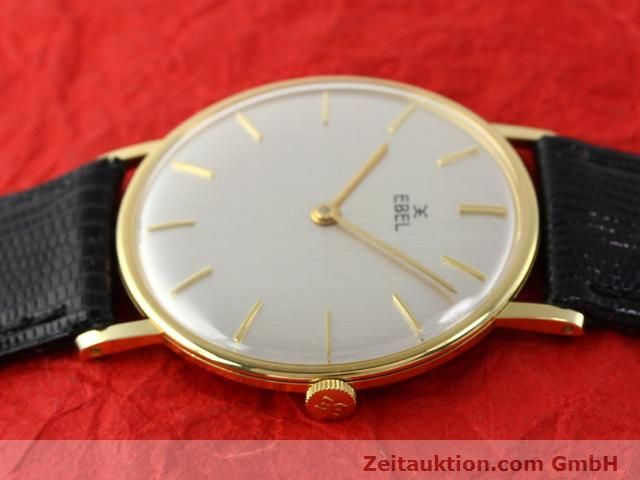 Used luxury watch Ebel * 18 ct gold manual winding Kal. 97B Ref. 143  | 140242 05
