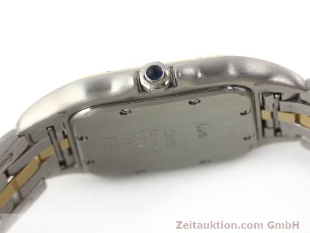 Used luxury watch Cartier Panthere steel / gold quartz Kal. 2.89  | 140243 08