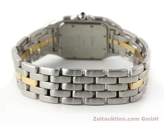 Used luxury watch Cartier Panthere steel / gold quartz Kal. 2.89  | 140243 10