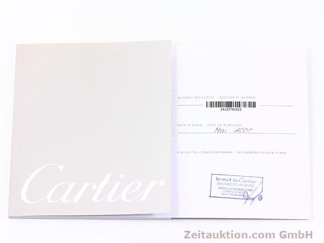 Used luxury watch Cartier Pasha steel automatic Kal. 47 (ETA 2894-2)  | 140245 08