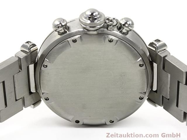 Used luxury watch Cartier Pasha steel automatic Kal. 47 (ETA 2894-2)  | 140245 09
