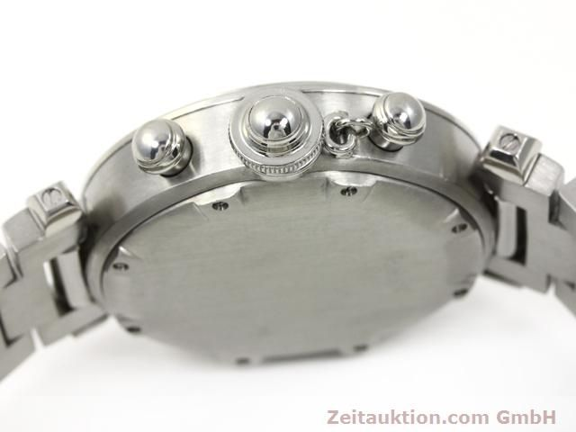 Used luxury watch Cartier Pasha steel automatic Kal. 47 (ETA 2894-2)  | 140245 11