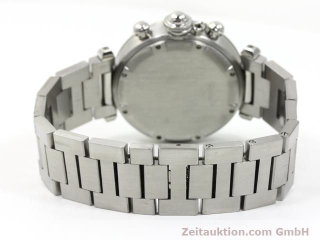 Used luxury watch Cartier Pasha steel automatic Kal. 47 (ETA 2894-2)  | 140245 12