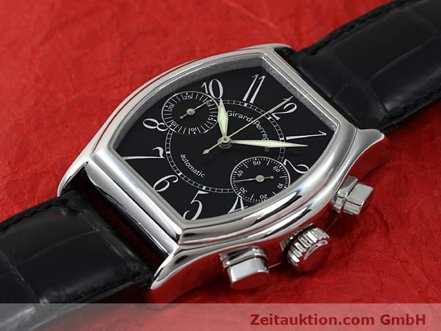Used luxury watch Girard Perregaux Richeville steel automatic Kal. 2280-581 Ref. 2750  | 140246 01