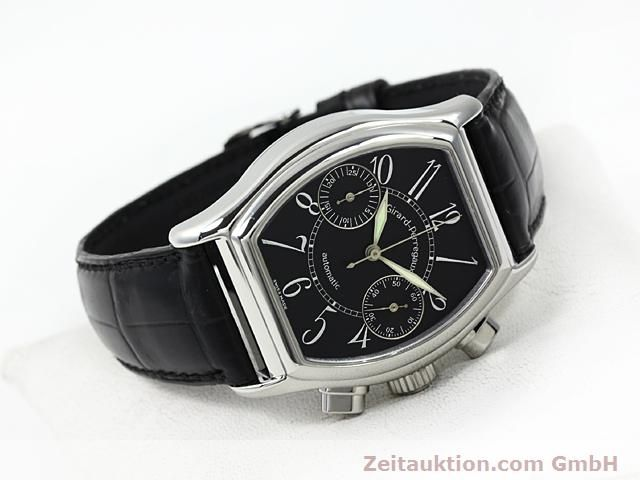 Used luxury watch Girard Perregaux Richeville steel automatic Kal. 2280-581 Ref. 2750  | 140246 03