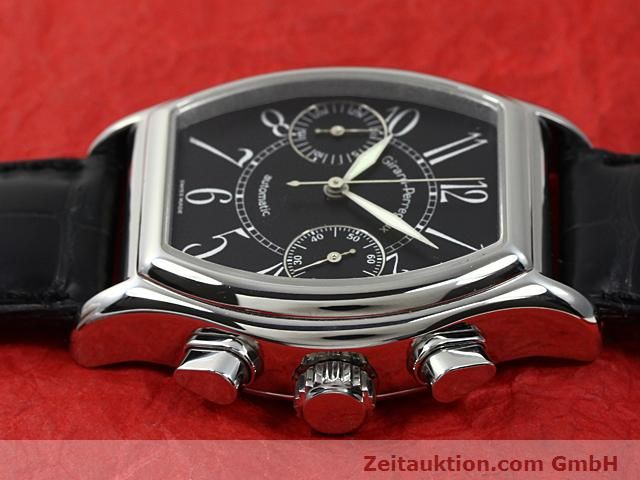 Used luxury watch Girard Perregaux Richeville steel automatic Kal. 2280-581 Ref. 2750  | 140246 05