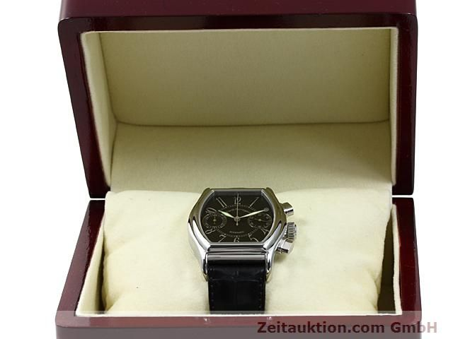 Used luxury watch Girard Perregaux Richeville steel automatic Kal. 2280-581 Ref. 2750  | 140246 07