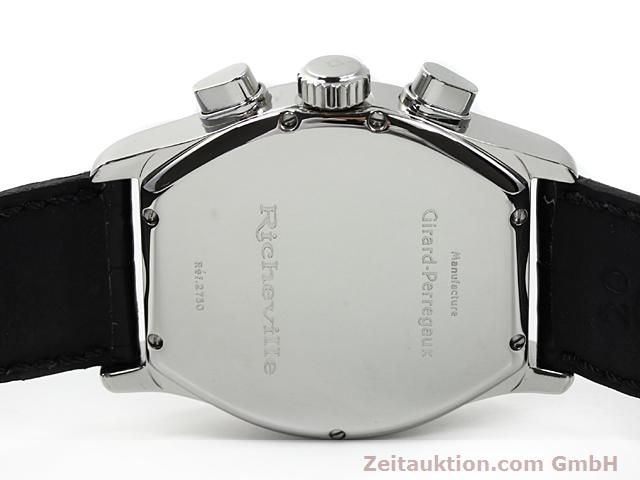 Used luxury watch Girard Perregaux Richeville steel automatic Kal. 2280-581 Ref. 2750  | 140246 09