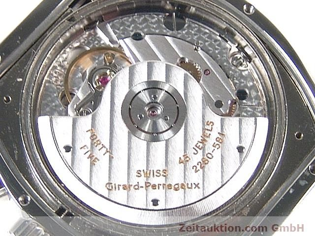 Used luxury watch Girard Perregaux Richeville steel automatic Kal. 2280-581 Ref. 2750  | 140246 10