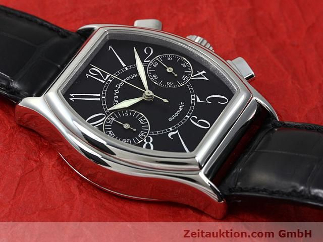 Used luxury watch Girard Perregaux Richeville steel automatic Kal. 2280-581 Ref. 2750  | 140246 13