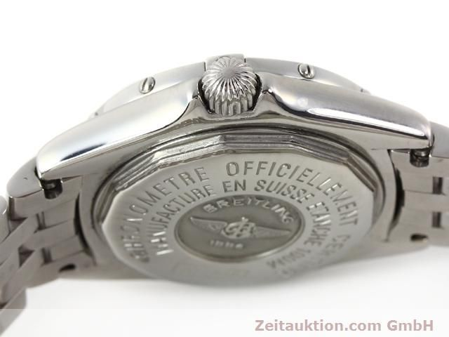 Used luxury watch Breitling Windrider steel quartz Kal. B72 (ETA 956152) Ref. A72345  | 140256 08