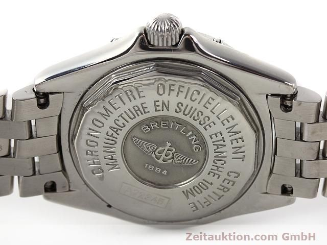Used luxury watch Breitling Windrider steel quartz Kal. B72 (ETA 956152) Ref. A72345  | 140256 09