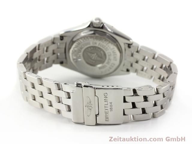 Used luxury watch Breitling Windrider steel quartz Kal. B72 (ETA 956152) Ref. A72345  | 140256 11