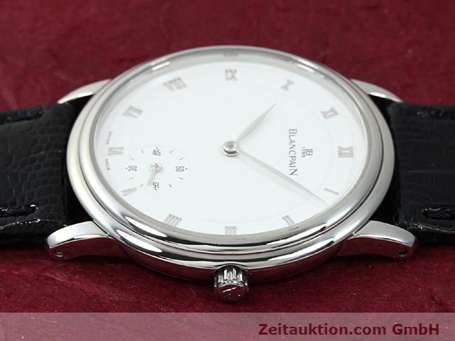 Used luxury watch Blancpain Villeret steel automatic Kal. 71  | 140262 05