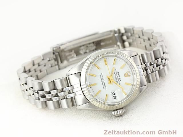 Used luxury watch Rolex Datejust steel / gold automatic Kal. 2030 Ref. 6917  | 140263 03
