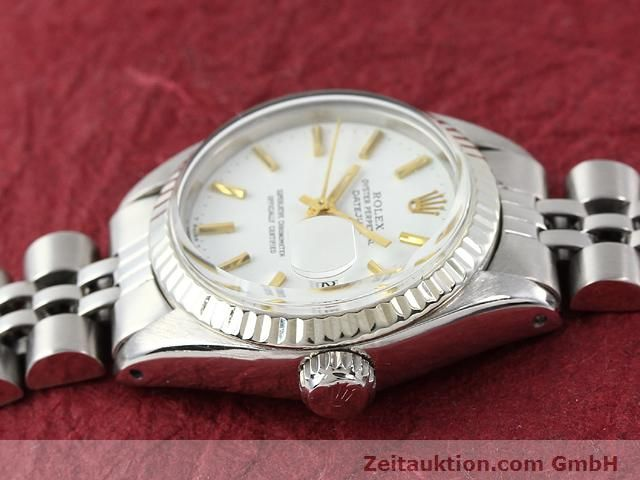 Used luxury watch Rolex Datejust steel / gold automatic Kal. 2030 Ref. 6917  | 140263 05